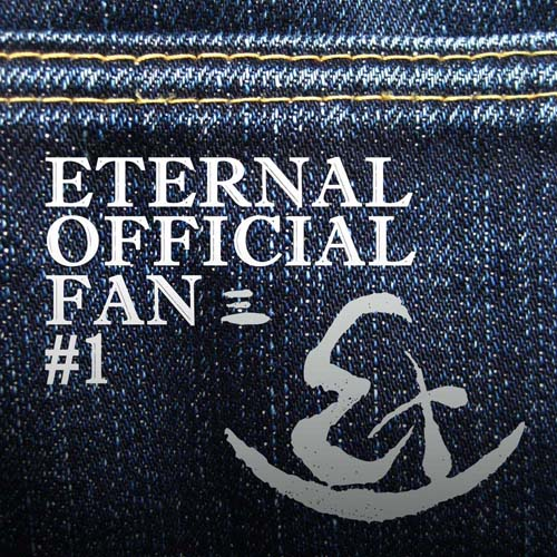 Denim Artist P.P is honored to receive Eternal Denim Fan Badge.