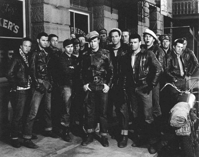 Marlon Brando denim 6