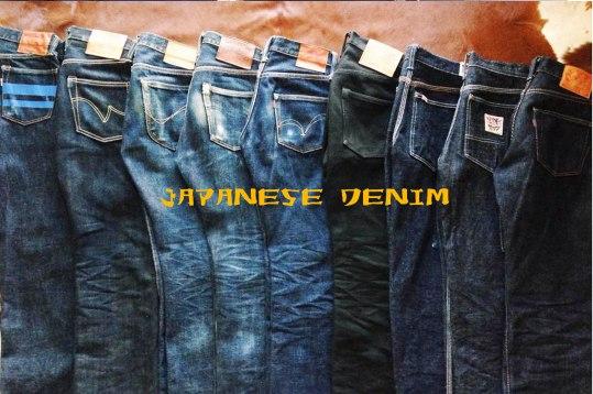 Japanese Denim title 2