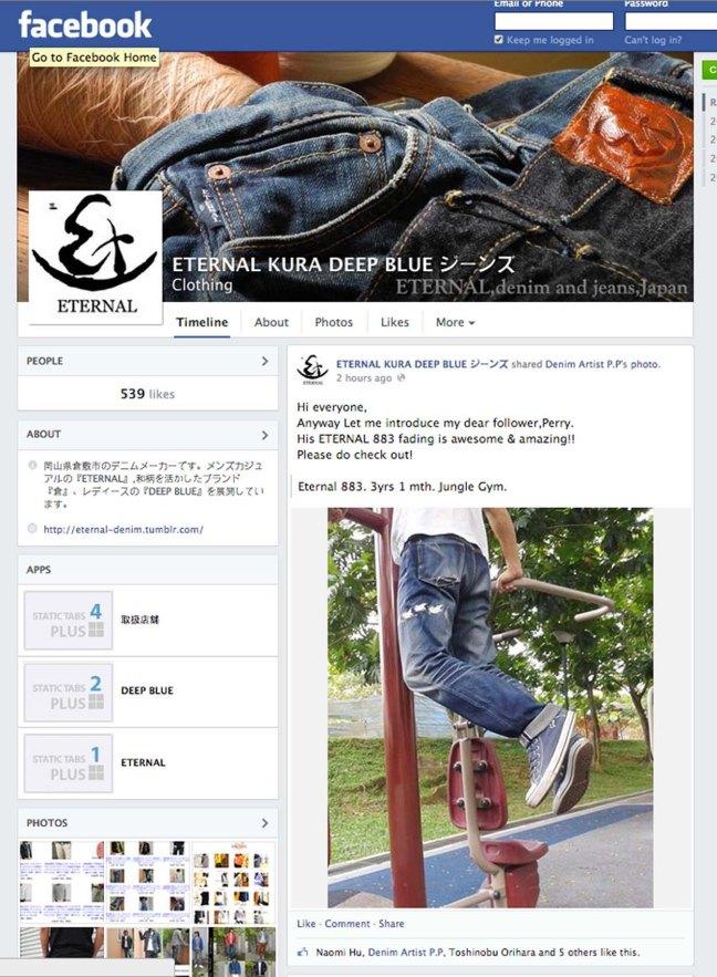 Eternal Kura Facebook