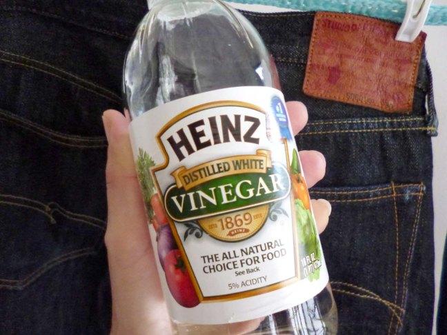 SD601-00 vinegar wash