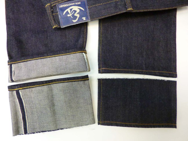 Eternal 888 after chain stitch hemming 1