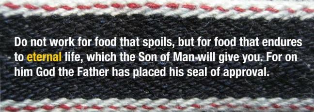 Selvedge John 6-27