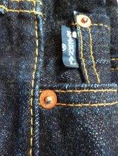 Eternal 888 right pocket closeup