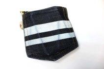 Momotaro coin purse frontal 2