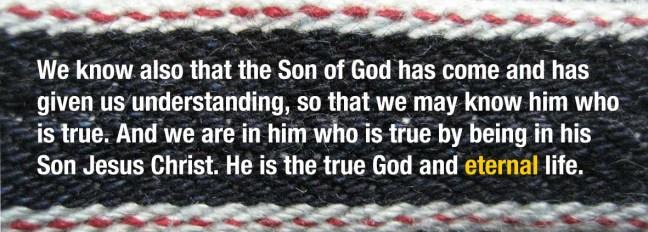 1 John 5-20