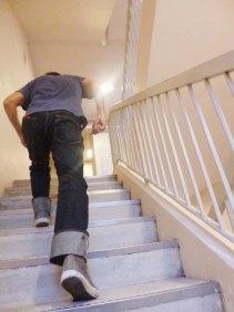 Eternal 888 running stairs 1