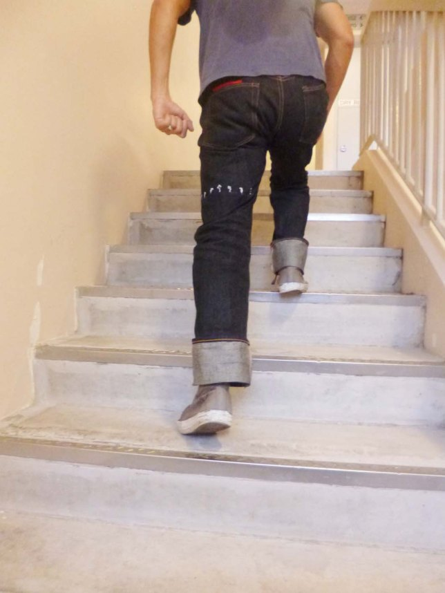 Eternal 888 running stairs 3