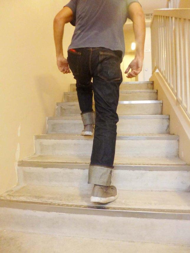 Eternal 888 running stairs 4