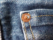 Uniqlo Great Wave denim jeans 6