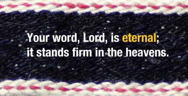 Psalm 119-89