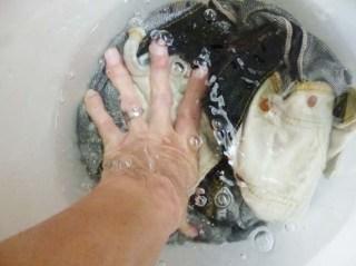SD601-00 soaking