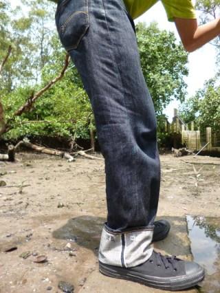 Sungei Buloh Part 2 SD601-00 mudskipper pool 2