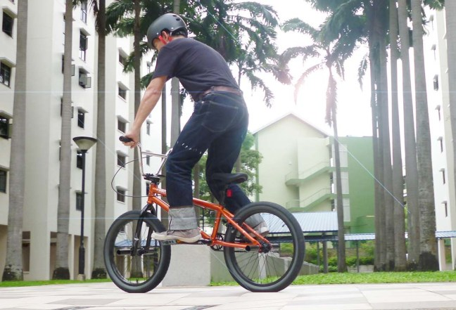 Perry on wethepeople BMX