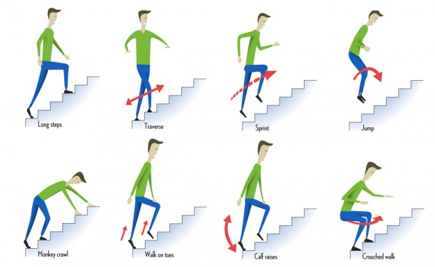 stair-climbing-exercise
