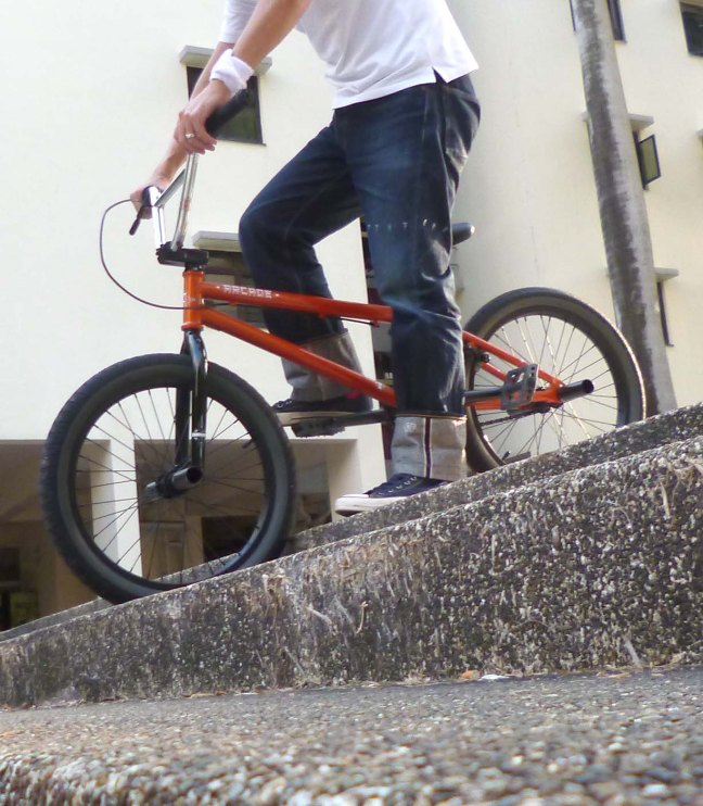 Eternal 888 BMX in jeans 3
