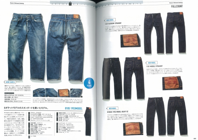 Lightning Denim Ultimate Catalog 4