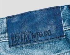 Replay indigo patch