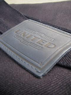 United indigo patch