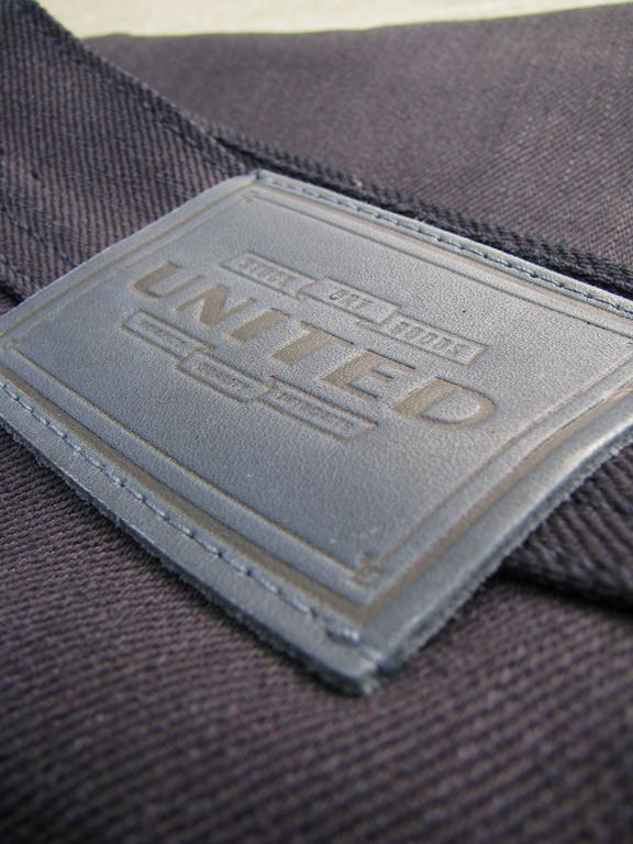 United indigo patch