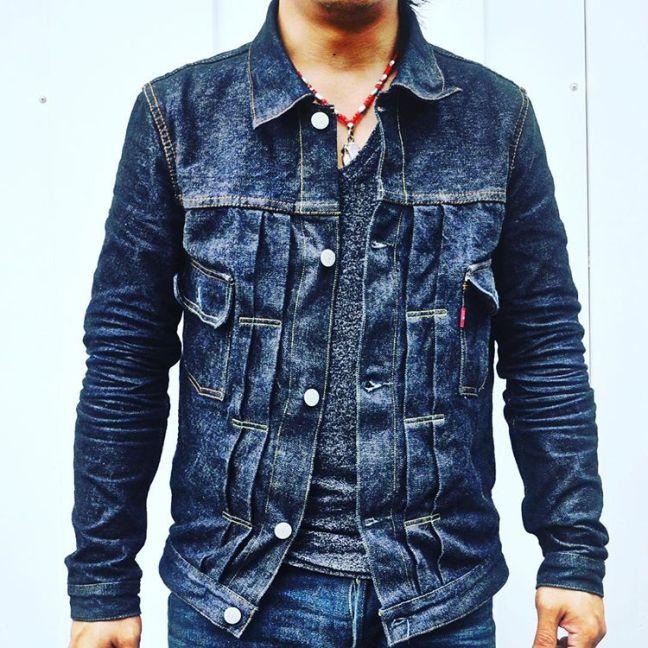 TCB type 2 1950 jacket
