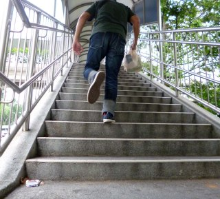 Eternal 888 stair climbing 2