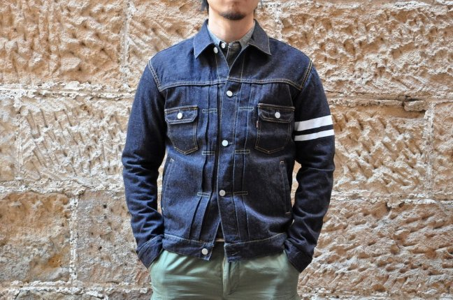 Momotaro 12oz New GTB Type 2 Denim Jacket